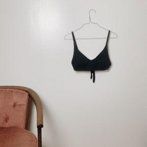 Gymshark Horizon Bikini- Black Size Small
